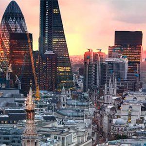 London insurance market skyline